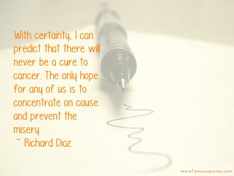 Cure To Cancer Quotes Pictures 2