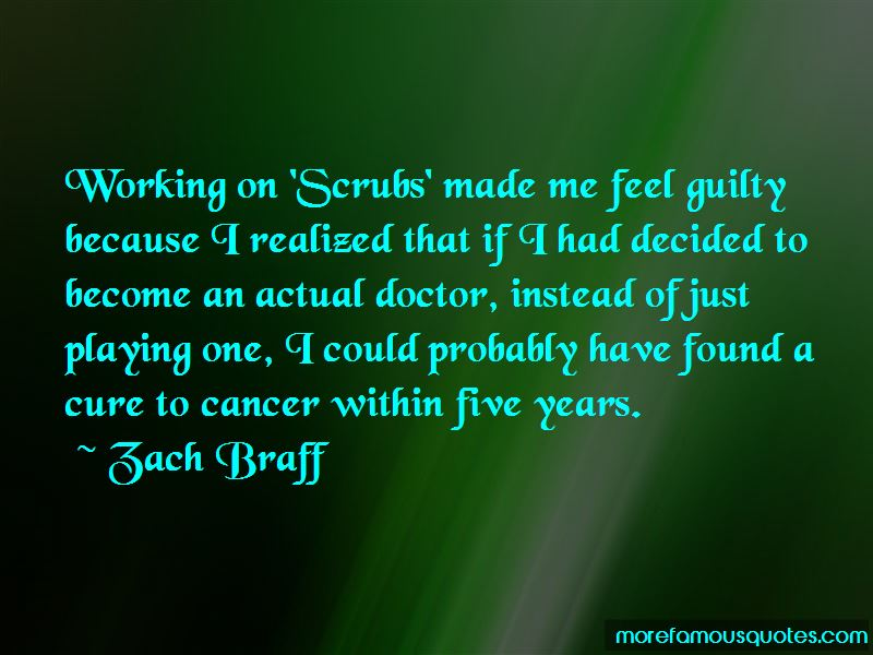 Cure To Cancer Quotes