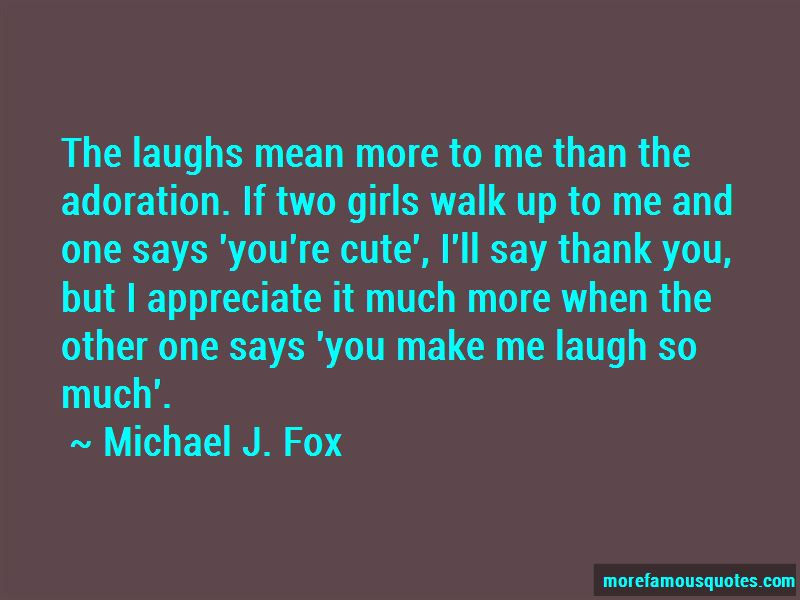 Cute You Mean So Much To Me Quotes Pictures 4