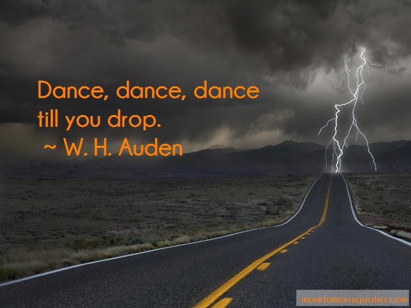 Dance Till You Drop Quotes