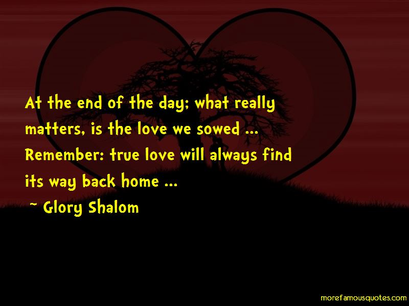 Day Remember Love Quotes