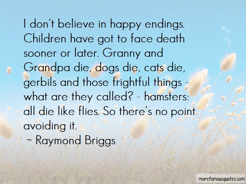 Death Grandpa Quotes: top 5 quotes about Death Grandpa from ...
