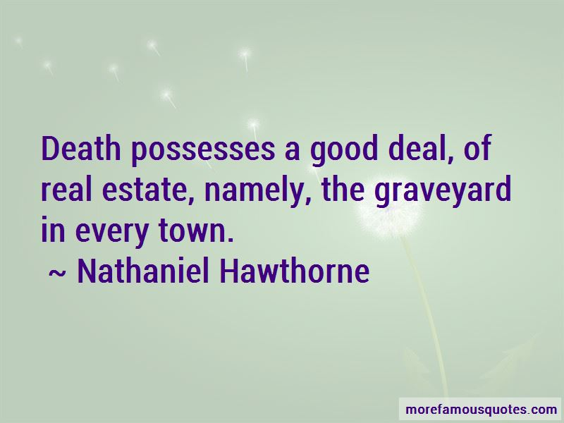 Death Graveyard Quotes Pictures 4