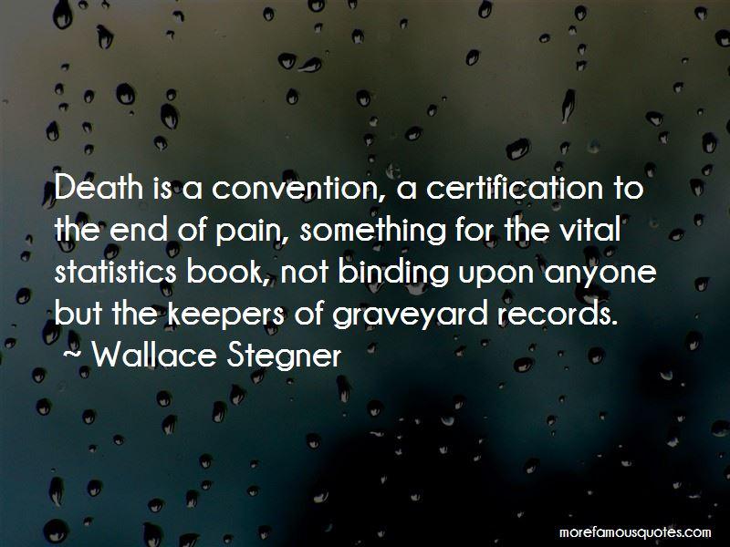 Death Graveyard Quotes