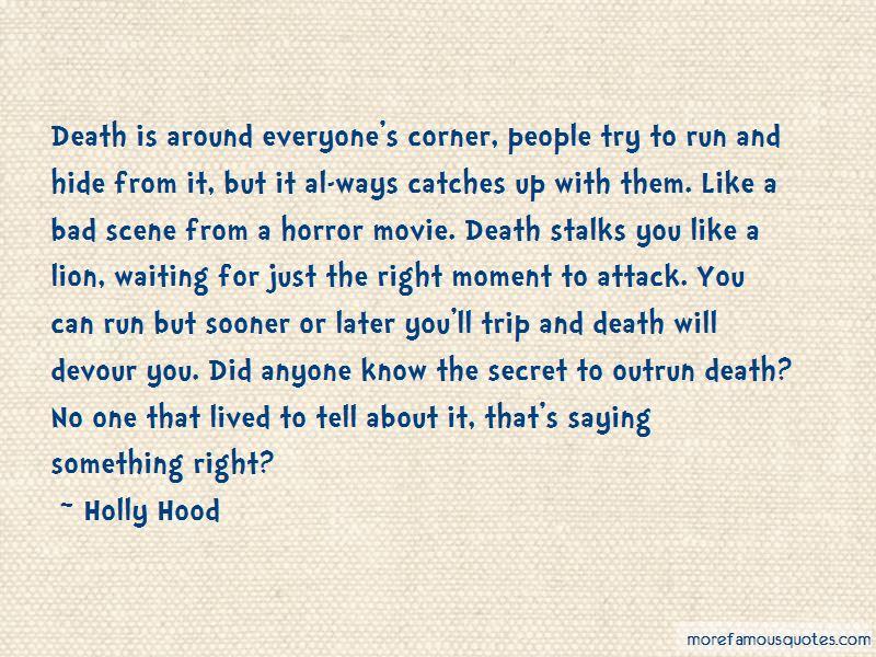 Devour Movie Quotes