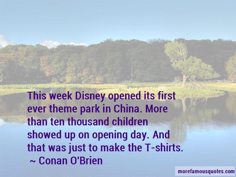 Disney Park Quotes