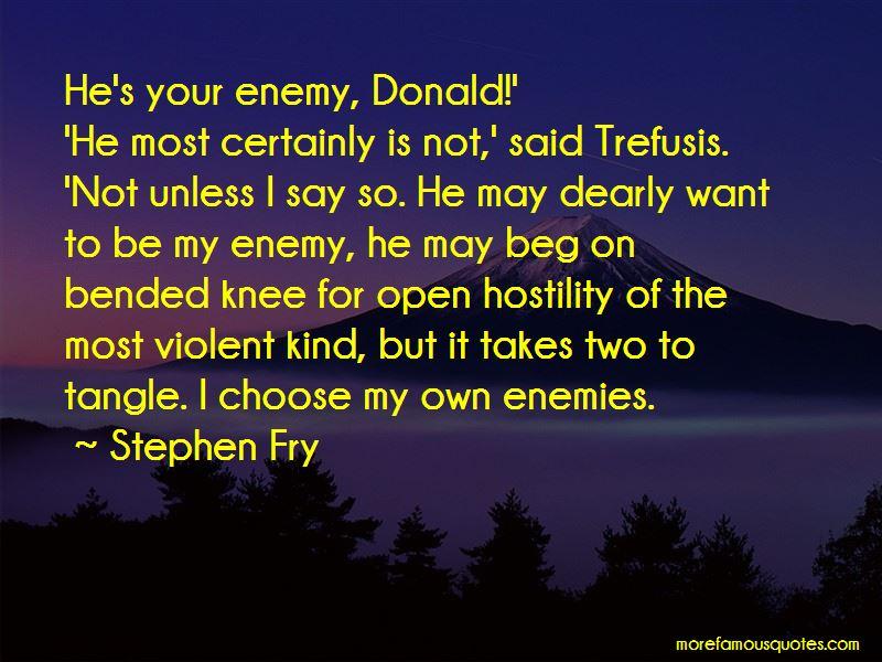Donald Trefusis Quotes