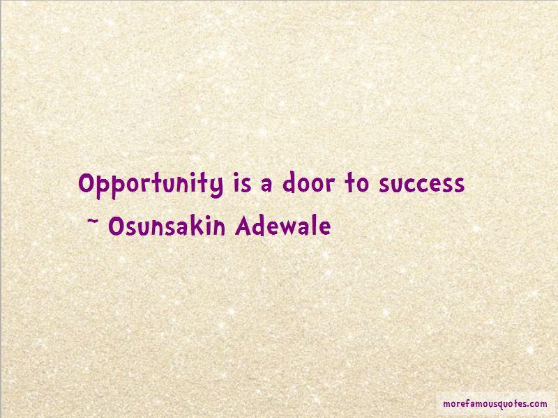 Door To Success Quotes Pictures 4