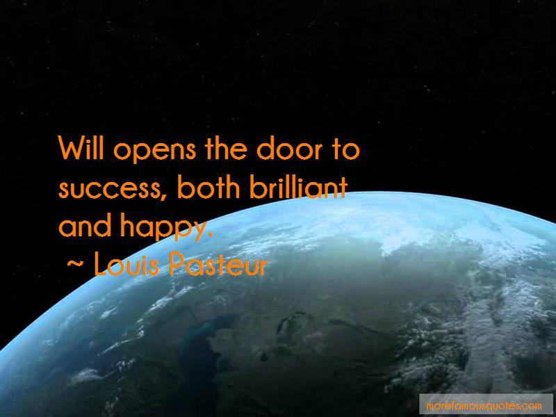 Door To Success Quotes