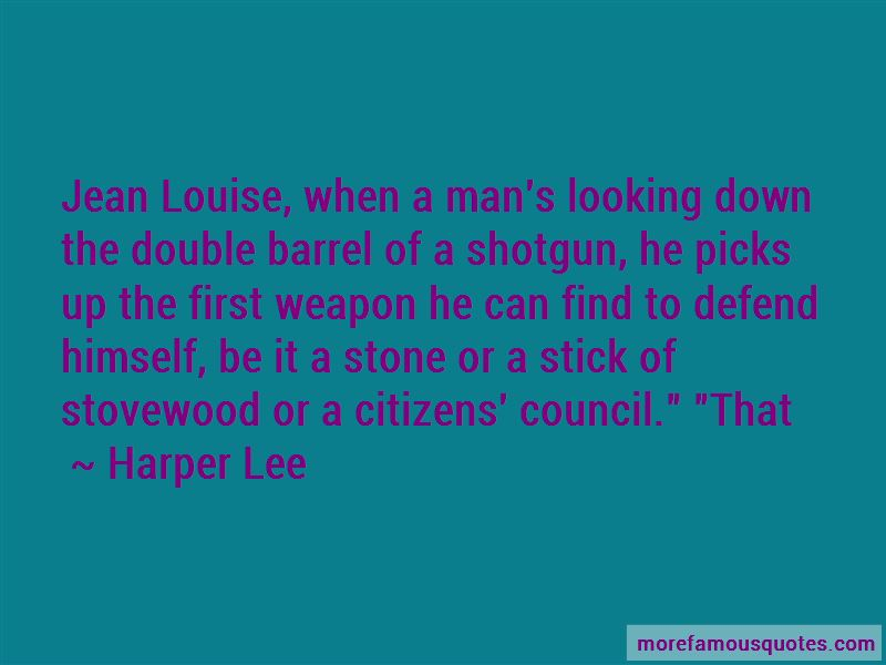 Double Barrel Quotes Pictures 2