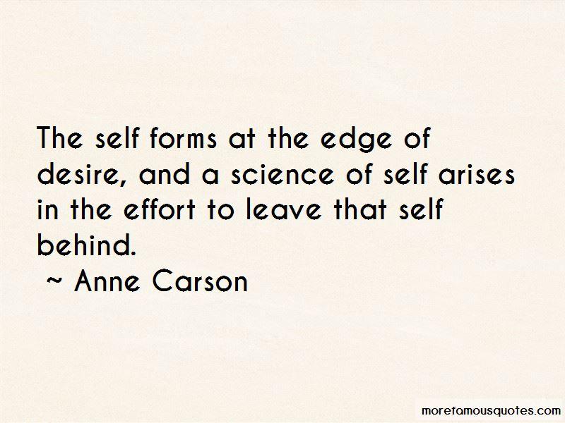 Edge Of Desire Quotes