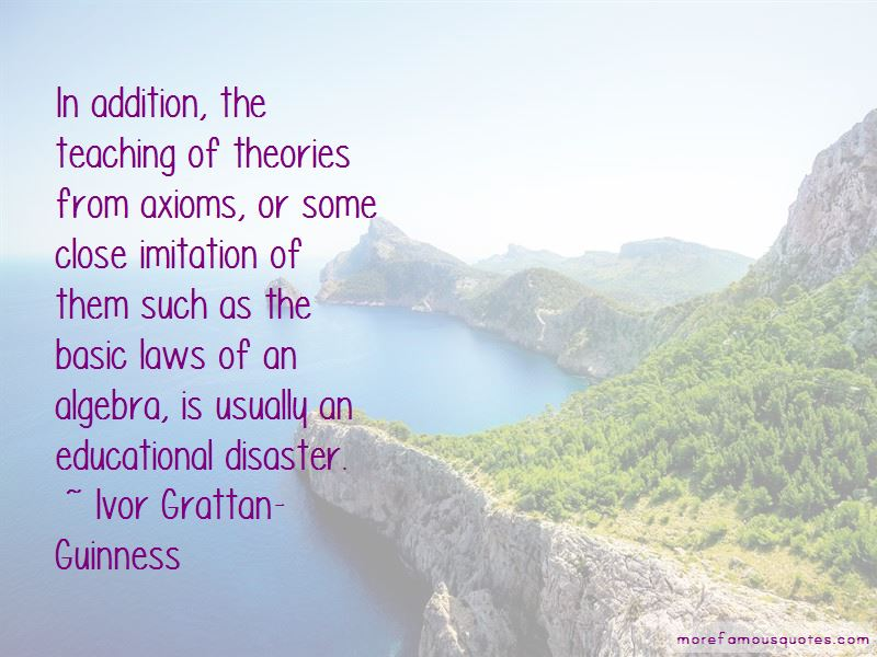 Educational Theories Quotes