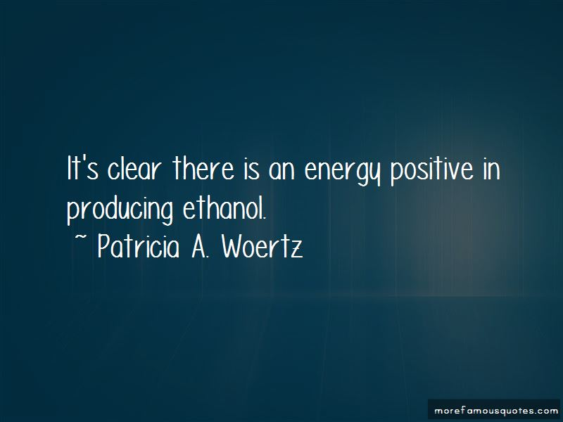 Energy Positive Quotes