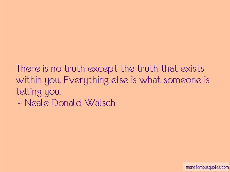 Except The Truth Quotes Pictures 2
