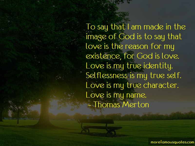 Existence Of True Love Quotes Pictures 4