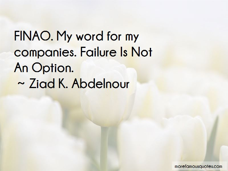 Failure Is Not Quotes Pictures 2