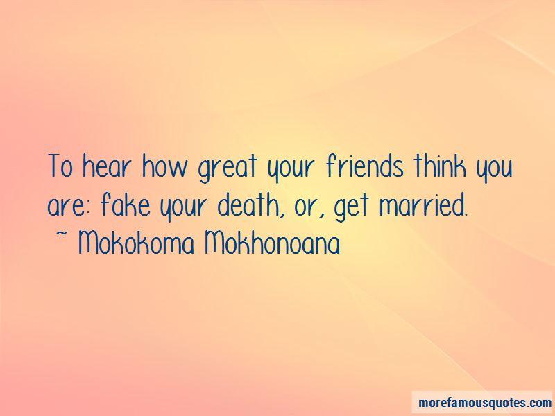 Fake Mf Quotes