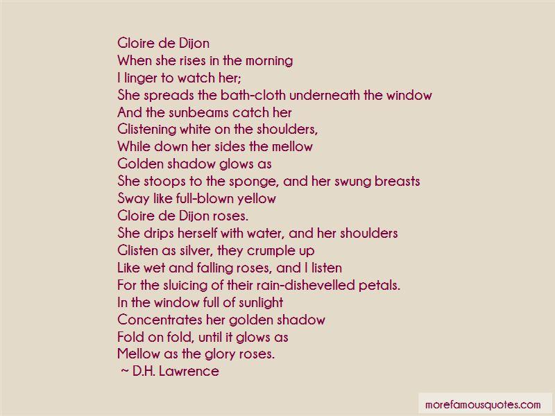 Falling Petals Quotes