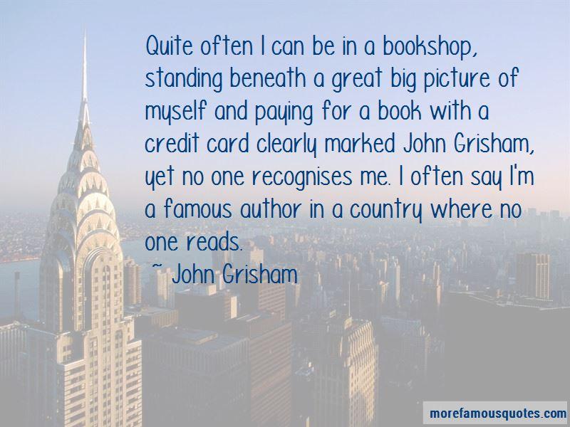 Famous John Grisham Quotes
