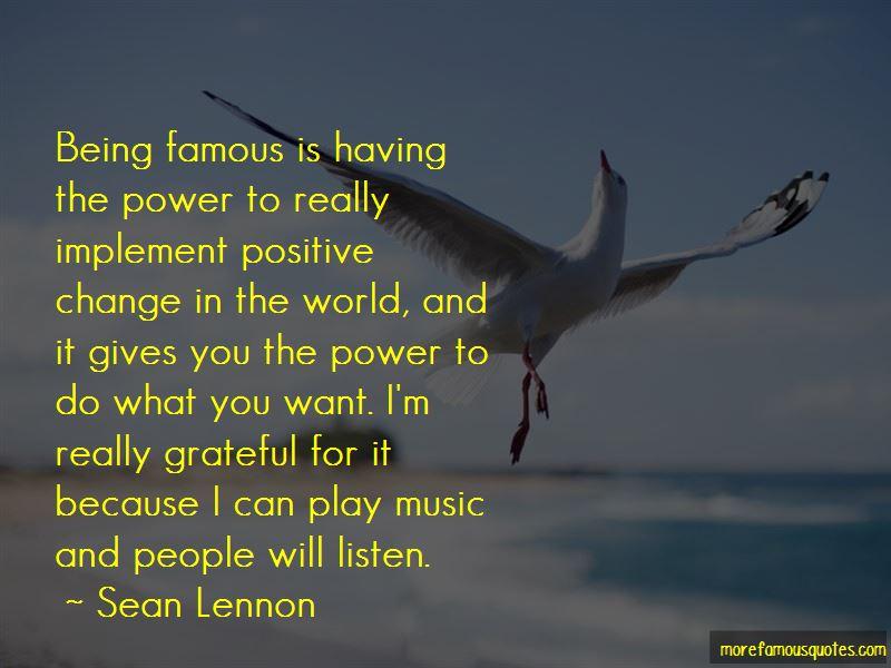 Famous Positive Change Quotes
