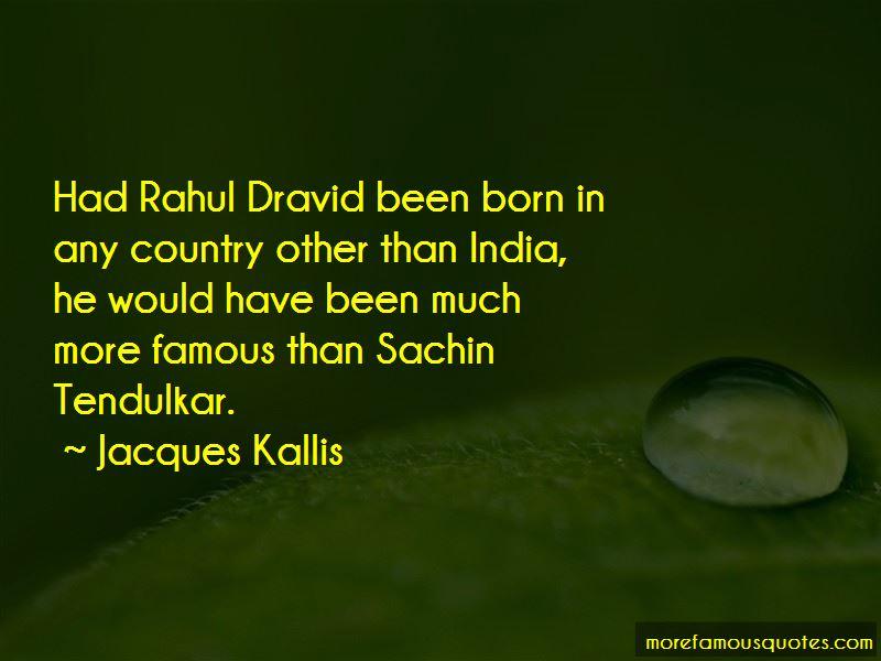 Famous Tendulkar Quotes
