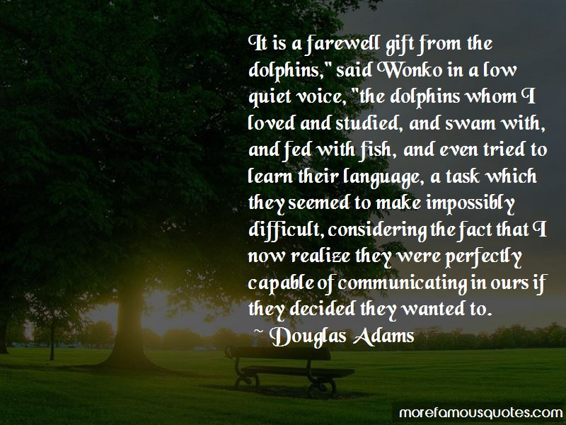 Farewell Gift Quotes