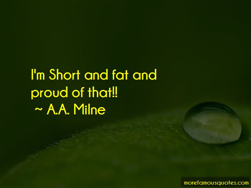 Fat And Proud Quotes Pictures 2
