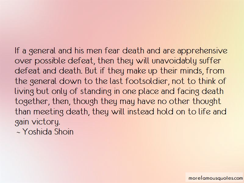 Fear Facing Quotes Pictures 3