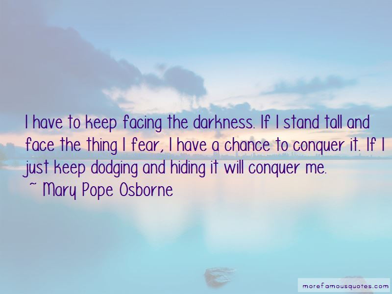 Fear Facing Quotes Pictures 4
