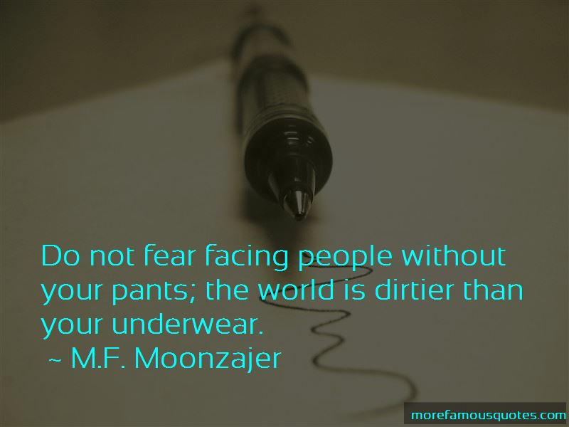 Fear Facing Quotes