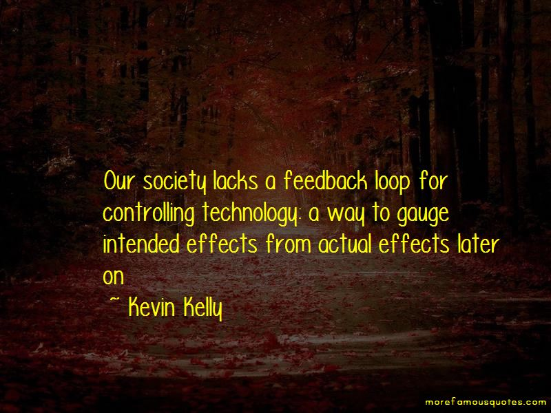Feedback Loop Quotes Pictures 3