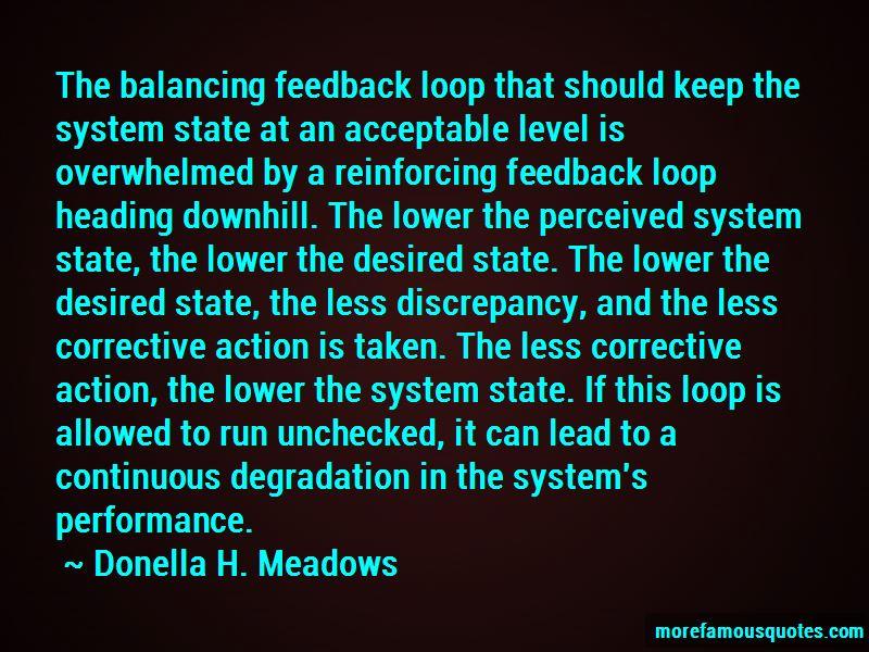Feedback Loop Quotes