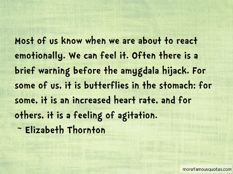Feeling Butterflies In My Stomach Quotes