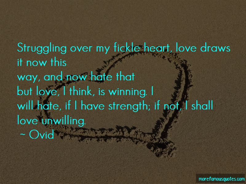 Fickle Heart Quotes Pictures 3