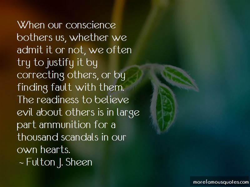 Finding Fault Others Quotes Pictures 4