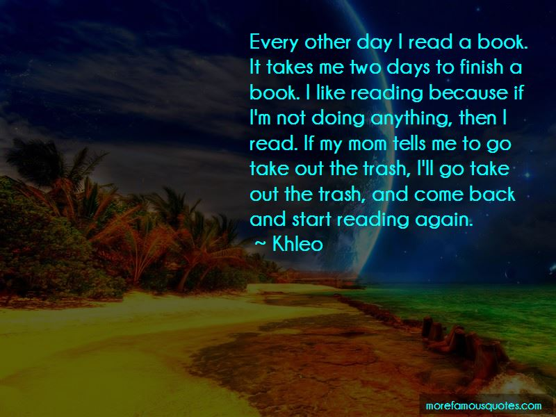 Finish Reading A Book Quotes Pictures 3