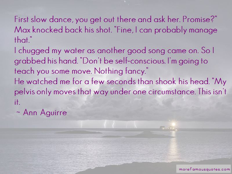 First Slow Dance Quotes