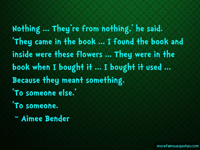 Flowers Just Because Quotes