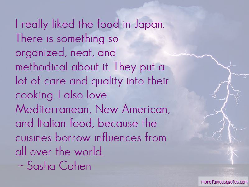 Food Love Cooking Quotes