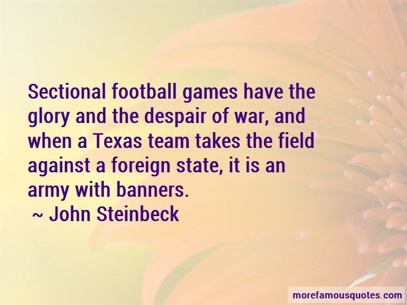 Football Banners Quotes
