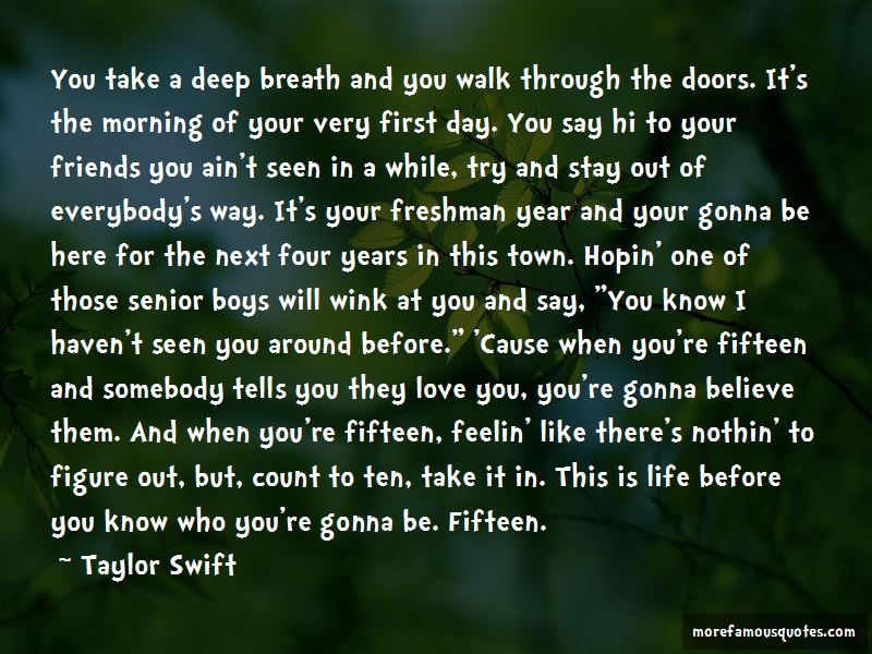 Freshman Fifteen Quotes Pictures 3