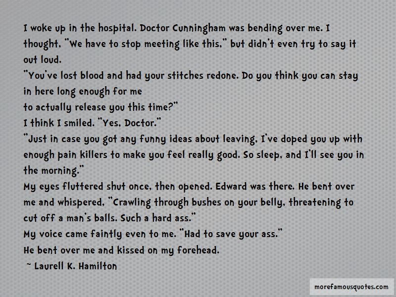 Funny Er Doctor Quotes