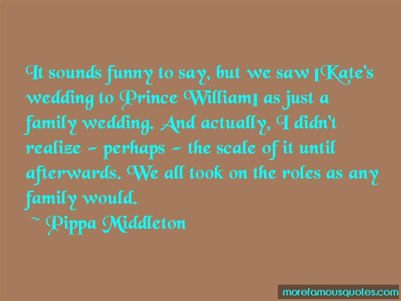 Funny Prince William Quotes