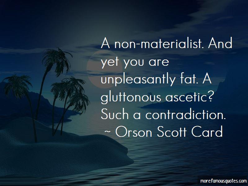 Gluttonous Quotes