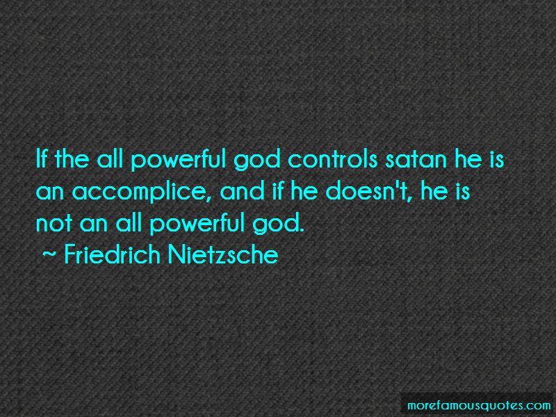 God Controls Quotes