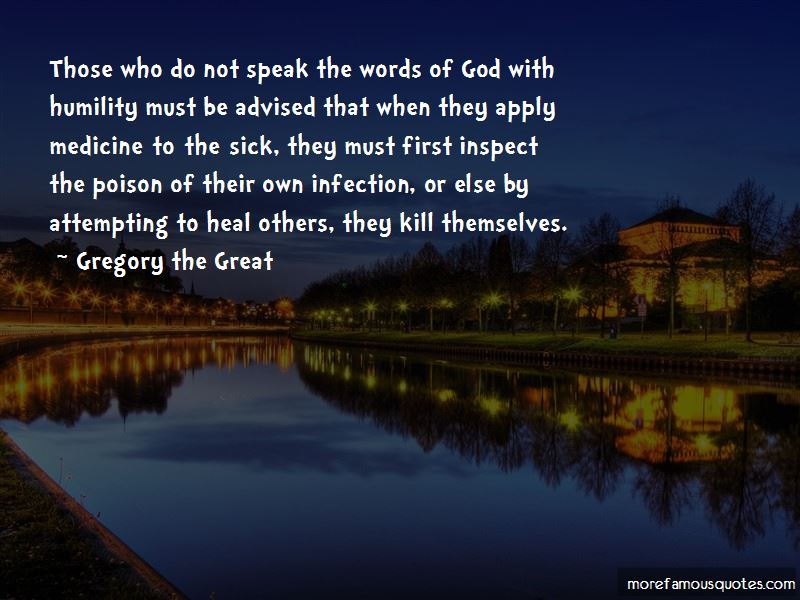 God Heal The Sick Quotes