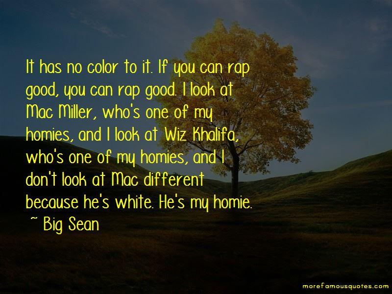 Good Homie Quotes