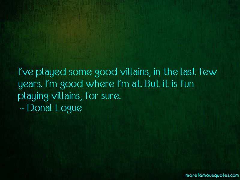 Good Villains Quotes