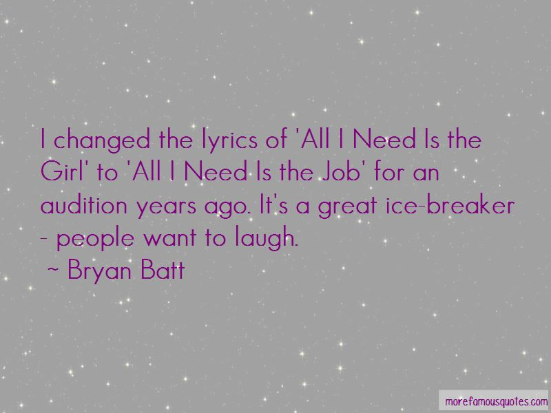 Great Ice Breaker Quotes