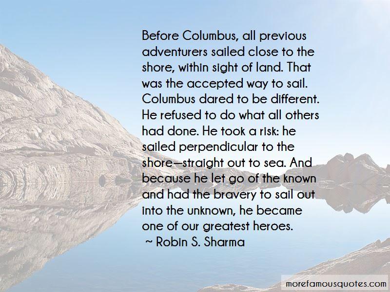 Greatest Adventurers Quotes